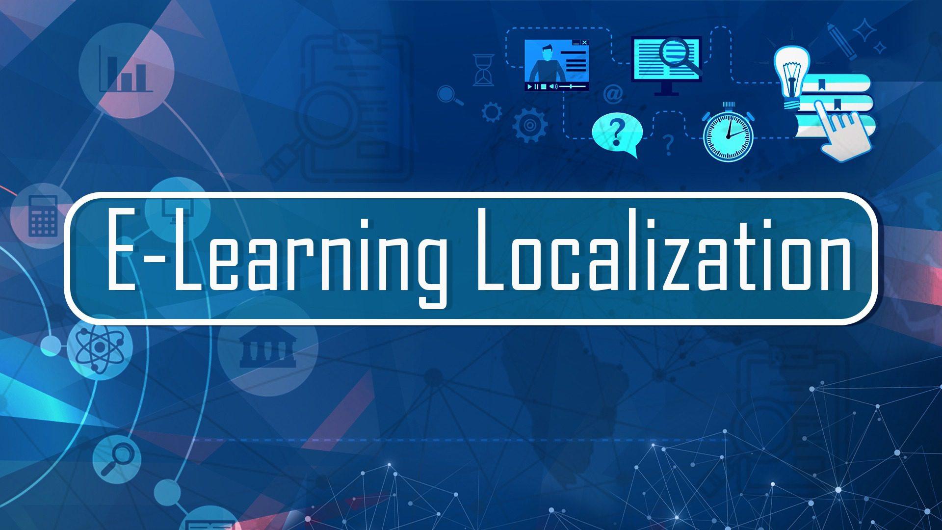 e-learning localization