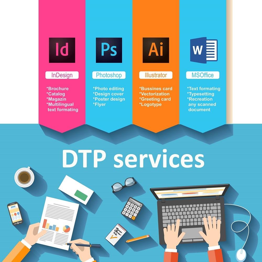 DTP Services